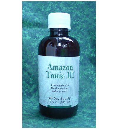 Cansema® (Amazon) Tonic III  (8oz)