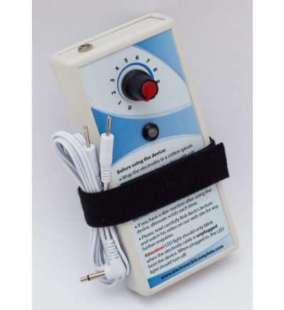 Bob Beck Blood Electrifier with accessories Includes FREE SHIPPING worldwide (ships from Slovenia/9v battery not incl.)