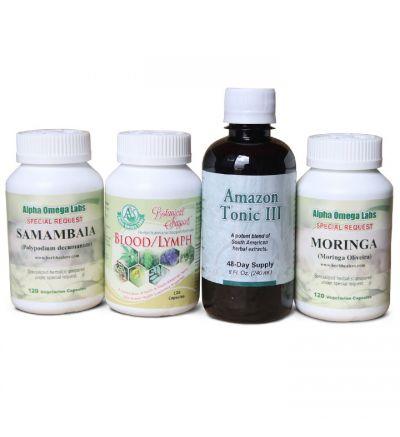 Botanical Support Bundle - Skin