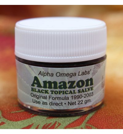 Amazon Black Topical Salve