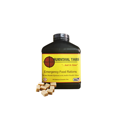 Survival Tabs-Butterscotch