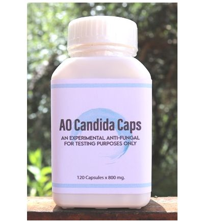 AO Candida Caps