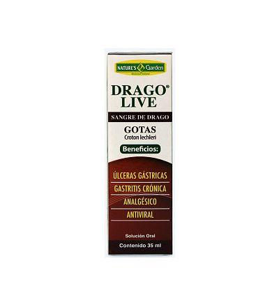 Sangre De Drago -- Drago Live