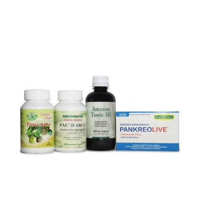 Botanical Support Bundle - Pancreatic