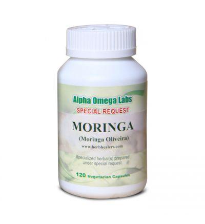 Moringa - 120 Capsules x 500mg