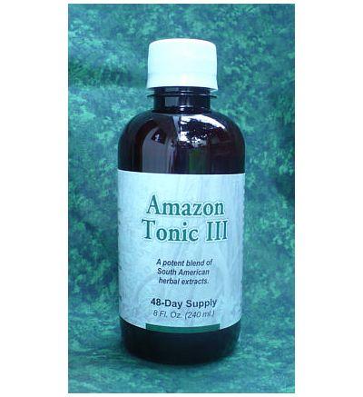 Cansema® (Amazon) Tonic III  (8oz)