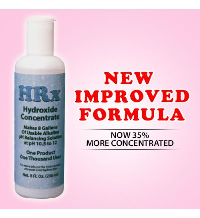 HRx Hydroxide Concentrate 8oz Refill