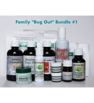 Family 'Bug Out' Bundle #1