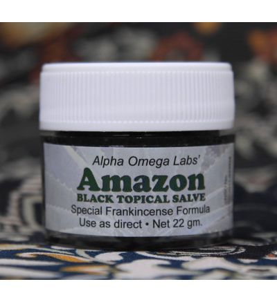 Amazon Black Topical Salve