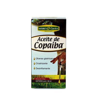 Aceite de Copaiba ®