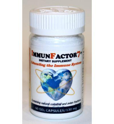 ImmunFactor 7 (30 Caps x 100 mg.)