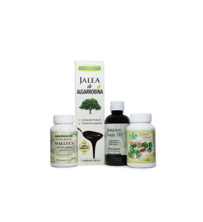Botanical Support Bundle - Brain