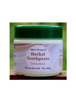 AO III Herbal Toothpaste (102 g.)