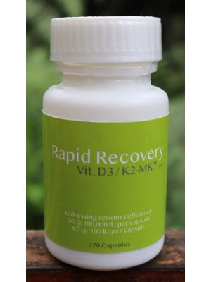 Rapid Recovery (100 Capsules)
